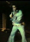 Elvis Presley wearing the Lightblue-Grass Suit in Vegas 1972