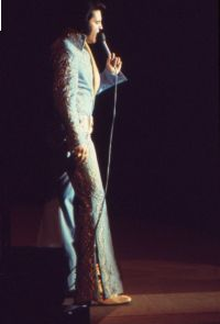 Elvis Presley Afternoon Show Madison Square Garden June10th 77.jpg